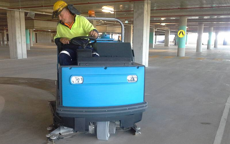 Affordable Sweeping Scrubbing Solutions