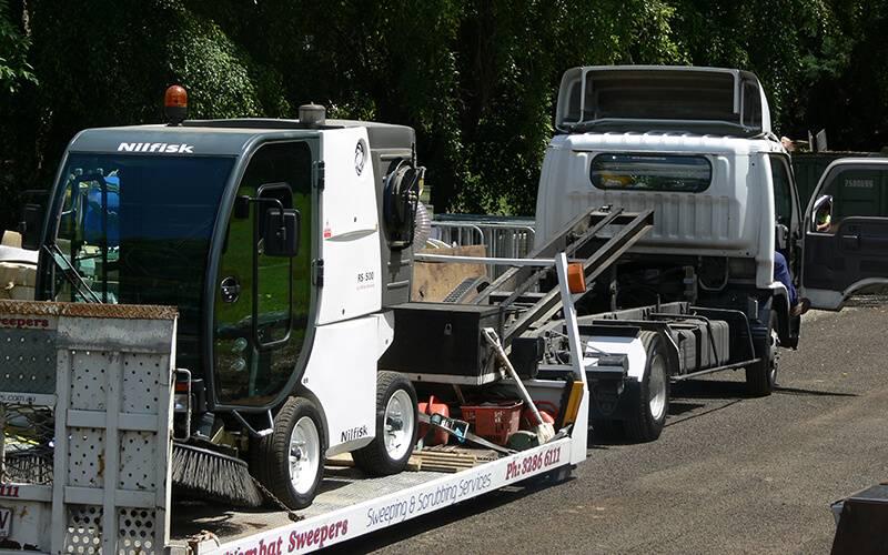 Nilfisk Road Sweepers