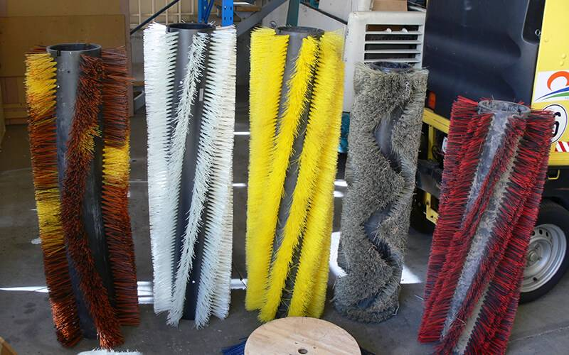 Road Sweeper Brushes Accessories